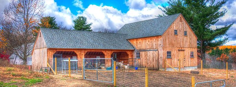 Balgrae barn photo